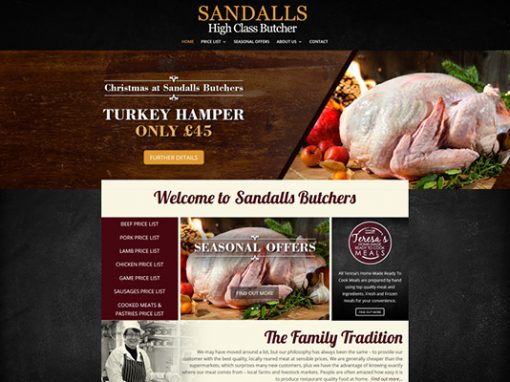 Sandalls Butchers